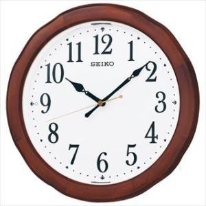 セイコー 木枠電波掛時計 KX367B meicho