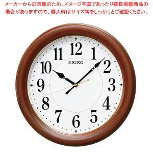 セイコー 木枠電波掛時計 KX204B|meicho