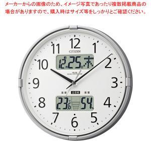 シチズン 電波掛時計 4FY618-019|meicho