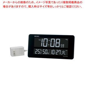 交流式電波時計 DL208W|meicho