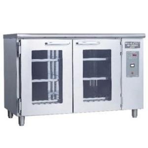 ホットウオーマー 保温ケース 保温機 フードウォーマー業務用台下型遠赤外線温蔵庫NB-225DEG メーカー直送/代引不可【】|meicho