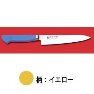 イノックス抗菌プラスチックカラー柄仕様ペテナイフ (イエロー) 120mm【】