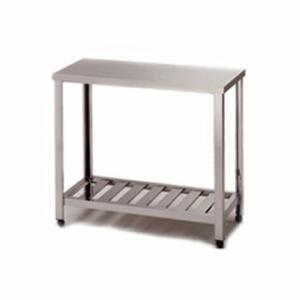 【 即納 】 東製作所 アズマ 業務用作業台 KT-600 600×450×800 メーカー直送/代金引換決済不可|meicho