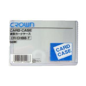 クラウン カードケース B8 CR-CHB8-T|meicho