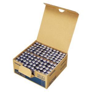 東芝 アルカリ乾電池 単4 100本パック LR03L100P meicho