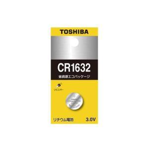 東芝 コイン型リチウム電池 CR1632EC meicho