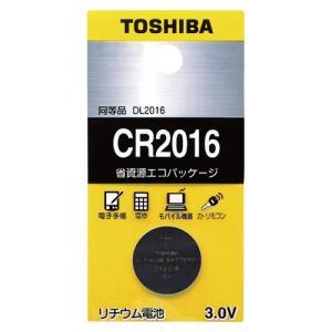 コイン形リチウム電池 CR2016EC 1個 東芝 meicho