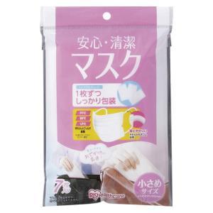 アイリスオーヤマ 安心・清潔マスク H-PK-AS7S meicho