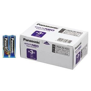 パナソニック エボルタNEO オフィス用電池 単3 40本パック LR6NJN/40S|meicho