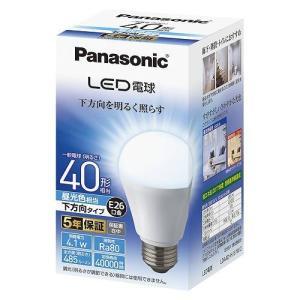 パナソニック LED電球 4.4W 昼光色相当 LDA4DHEW2|meicho