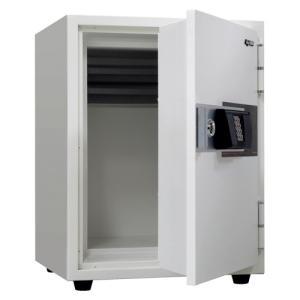 ゆとり収納耐火金庫  テンキー式  KU−55EK ホワイト