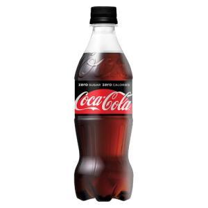 コカ・コーラ コカ・コーラゼロ PET 16152 500mlX24|meicho