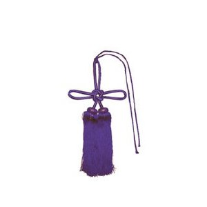 6寸揚巻房【 紫 】 【 キャンセル/返品不可 】|meicho