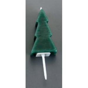 クリスマスツリー ピック付(10入)グリーン B7512-07-03G【】|meicho