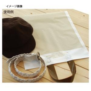 ハンドル付きバッグ ニューベーシック 43×38×底マチ10 30枚|meicho|02