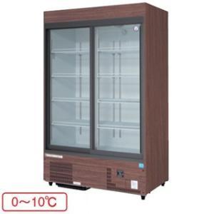 福島工業 フクシマ 冷凍機内蔵型 リーチインショーケース 幅1200mm 奥行650mmタイプ MSS-120GHMSR meicho