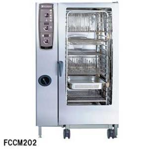 業務用ガスオーブン フジマック コンビオーブン FCCMシリーズ ガス式 FCCM202G W1084×D996×H1782 メーカー直送/代引不可【】