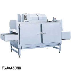 フジマック 業務用ジェットオーブン[ロングシリーズ] FGJOA30BLS W3000×D1470×H1740 メーカー直送/代引不可【】
