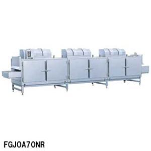 フジマック 業務用ジェットオーブン[ロングシリーズ] FGJOA70NR W7000×D1470×H1740 メーカー直送/代引不可【】|meicho