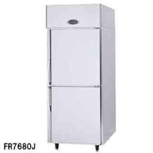 冷蔵庫 業務用 フジマック[スーパーECOシリーズ]  FR7680J W760×D800×H1950 メーカー直送/代引不可【】|meicho