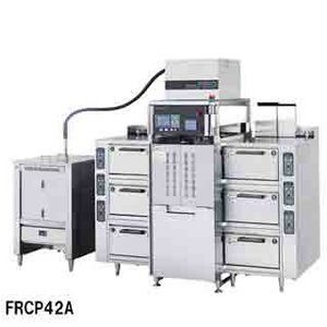 フジマック 業務用全自動立体炊飯機[ライスプロ] 電気式 FRCP21ERA W1416×D999×H2182 メーカー直送/代引不可【】