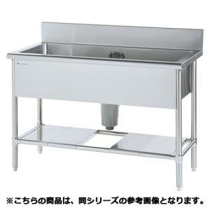 フジマック 一槽シンク(スタンダードシリーズ) FS0660 【 メーカー直送/代引不可 】 meicho