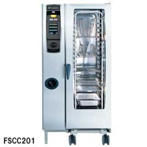 フジマック 業務用コンビオーブン FSCCシリーズ 電気式 FSCC201 W879×D791×H1782 メーカー直送/代引不可【】|meicho