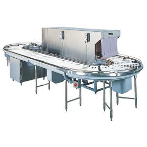 フジマック ラウンドタイプ洗浄機(アンダーフライトコンベア) FUD-25Fr 【 メーカー直送/代引不可 】|meicho