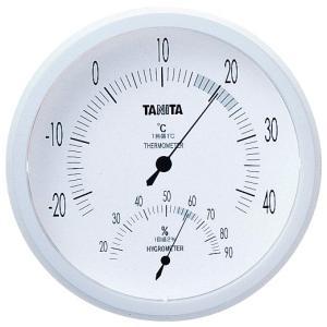 温湿度計 TT-492 ホワイト meicho