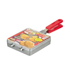 パール金属 おやつDEっSE ふっ素加工たい焼器|meicho