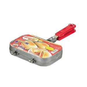 パール金属 おやつDEっSE ふっ素加工ツインホットサンドトースター|meicho