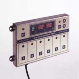 サニクック 業務用自動調理機器 6チャンネルクッキングタイマー QC206【】|meicho
