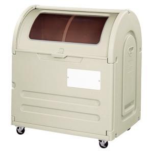●ゴミの出し入れが簡単な、フルオープンの前扉。●窓付きのフタで中身が管理しやすく、安心。●ゴミの回収...