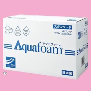 【まとめ買い10個セット品】アクアフォーム スタンダード 48個|meicho