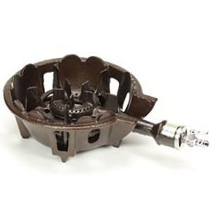 即納 鋳物コンロ 業務用JIA認証一重鋳物ガスコンロセット TS-510