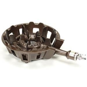 鋳物コンロ 業務用JIA認証一重鋳物ガスコンロセット TS-...