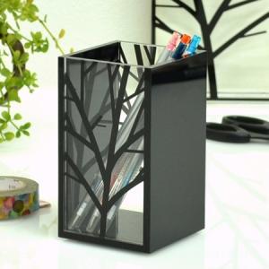 ペン立て ペンスタンド 鉛筆立て ペンシルボックス MiniAutumn PencilBox|meicho