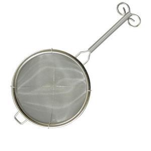 茶こし ティーストレーナー 漉し器 大|meicho