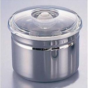 ●商品名:真空保存容器 新鮮倉庫 中 寸法(mm):内径120×H100容量(ml):650●本体材...