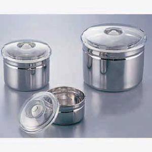●商品名:真空保存容器 新鮮倉庫 小 寸法(mm):内径100×H72容量(ml):250●本体材質...
