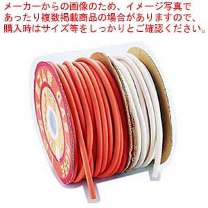 ガス用ゴム管 都市ガス用 4分口  20m巻【】 meicho