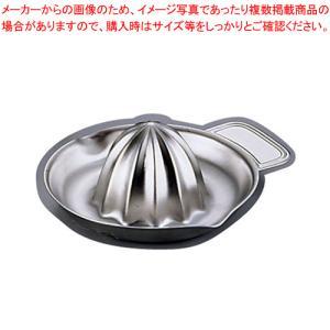 レモン絞り ●商品名:18-8両口レモン絞り 寸法(mm):直径105×125×H43果汁まるごと絞...