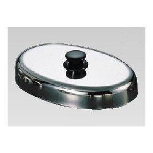鉄板お好み焼き道具 ステンレス製 お好み焼用小判カバー【】|meicho