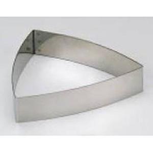 ●商品名:18-10アントルメリング 三角A型 3106-18 180 ×180 ×H40●業務用通...