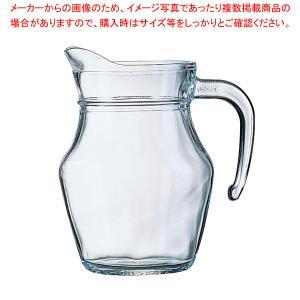 ウォーターピッチャー ●商品名:アルク ピッチャー 36341 0.5L 0.5L●素材:ガラス製●...
