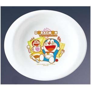 ●商品名:ポリプロピレンお子様食器 「ドラえもん」 小皿 CB-4K 169mm×146mm×H26...