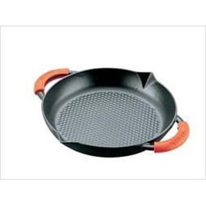 ●鋳鉄製であらゆる熱源に対応します。●※シーズニング[慣らし]不要です。●三ツ星シェフが大絶賛●スト...