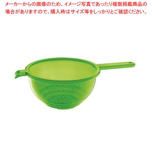 グッチーニ コランダー 1201.0044 グリーン meicho