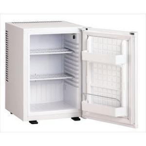 エクセレンス 客室用冷蔵庫(ペルチェ式) ML-640W ホワイト