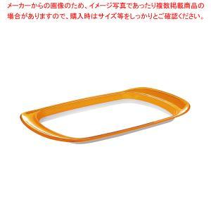 グッチーニ トレー 2838.0045 オレンジ|meicho